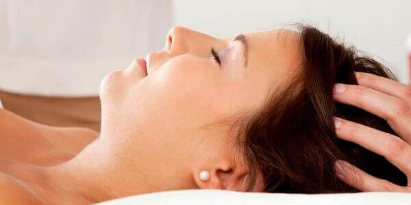 massagem capilar